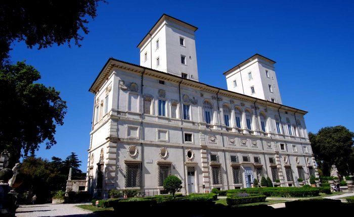 Roma e le collezioni dei principi romani: Galleria Borghese