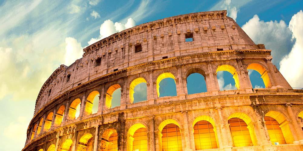 Tour Roma Classica: il colosseo