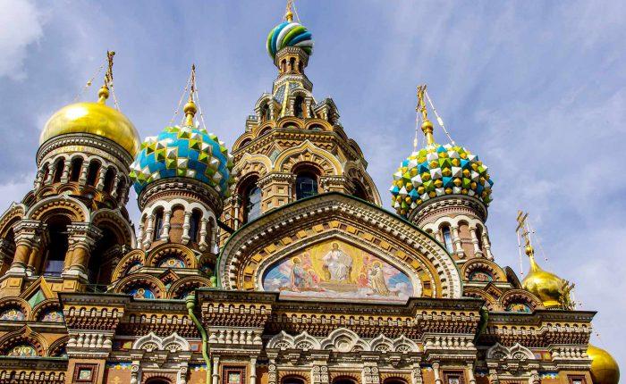 Viaggio d'autore: Tour a Pietroburgo
