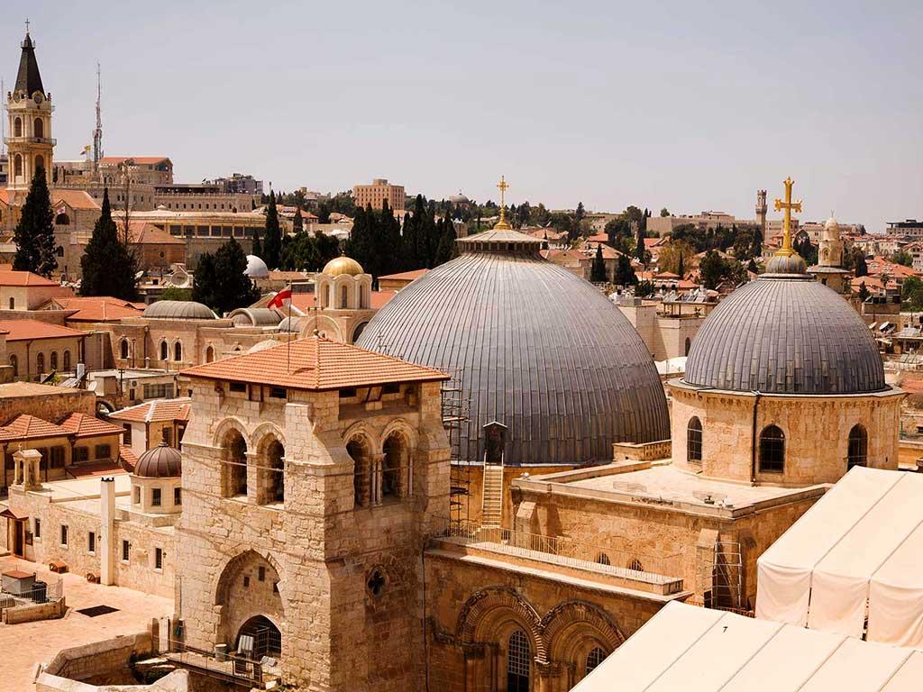 Tour per Gerusalemme