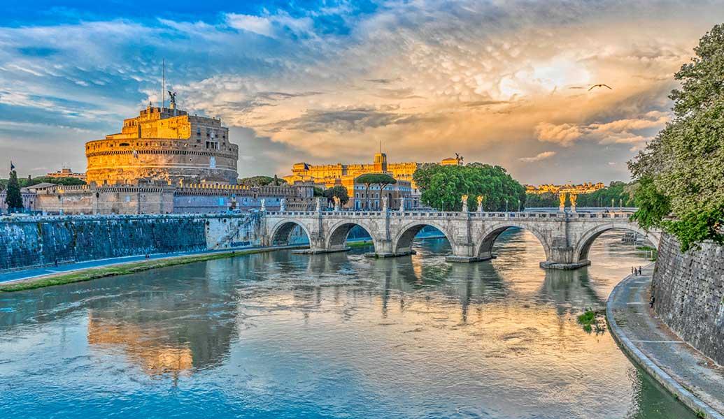 Itinerari di gruppo a Roma