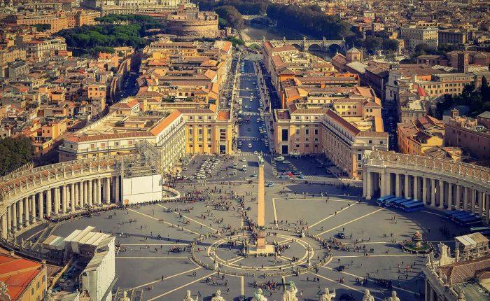 Tour Roma tutti i santi 2 notti