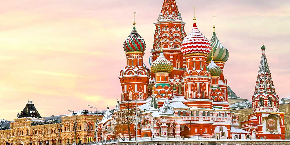 Viaggi d'Autore a Mosca