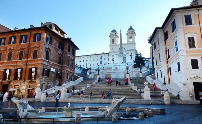 tour Roma elegante e frivola: Piazza di Spagna