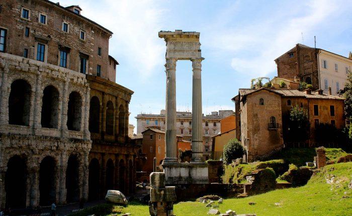 Tour Roma Antica: teatro marcello