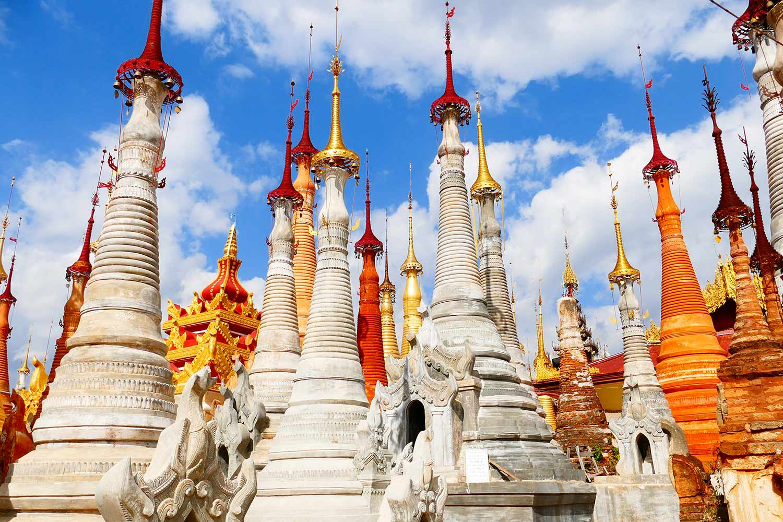 Viaggi d'autore Tours in Birmania