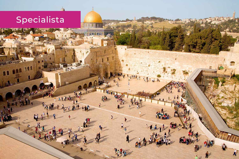 Real World Tours Specialista per i viaggi in Israele