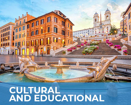 Real World Tours: CULTURAL and EDUCATIONAL