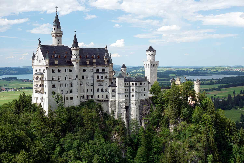 Viaggi d'autore tours in Germania