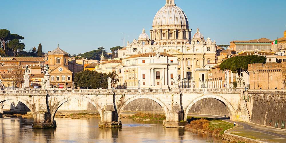 Tour Roma: città di grandi santi 2 Notti, San Pietro